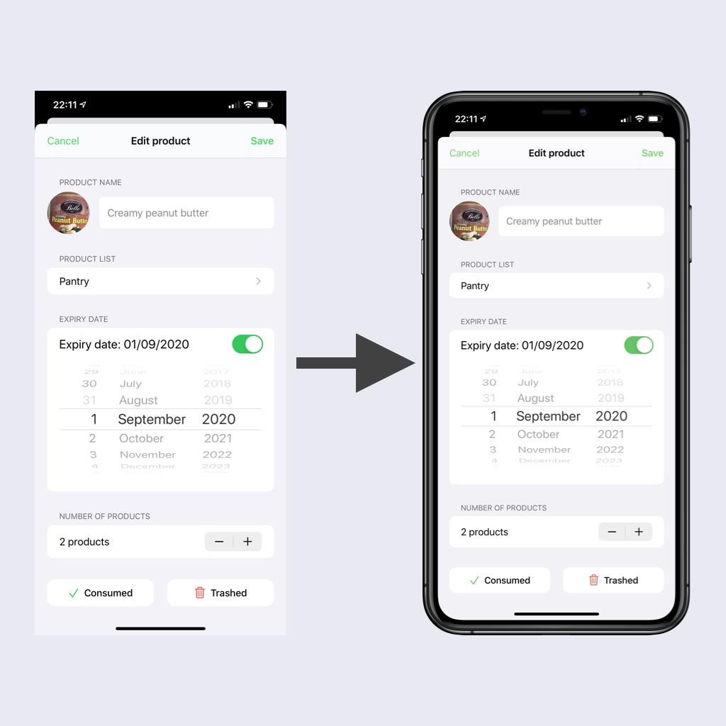 Comment ajouter la frame d'un device sur vos screenshots